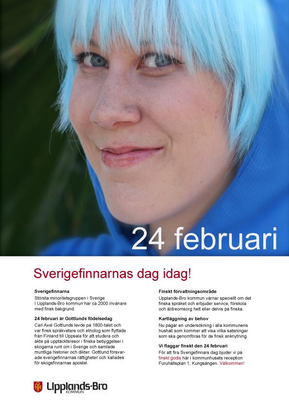 Sverige-finnarnas dag 2012