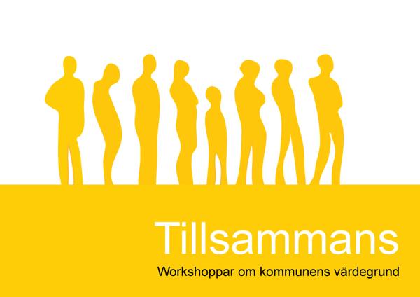 Viljettbild till workshop om kommunensn värdegrund